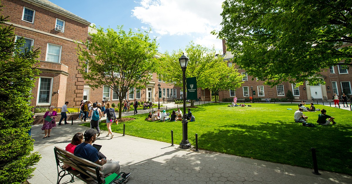 Colleges In Manhattan >> Manhattan College Linkedin