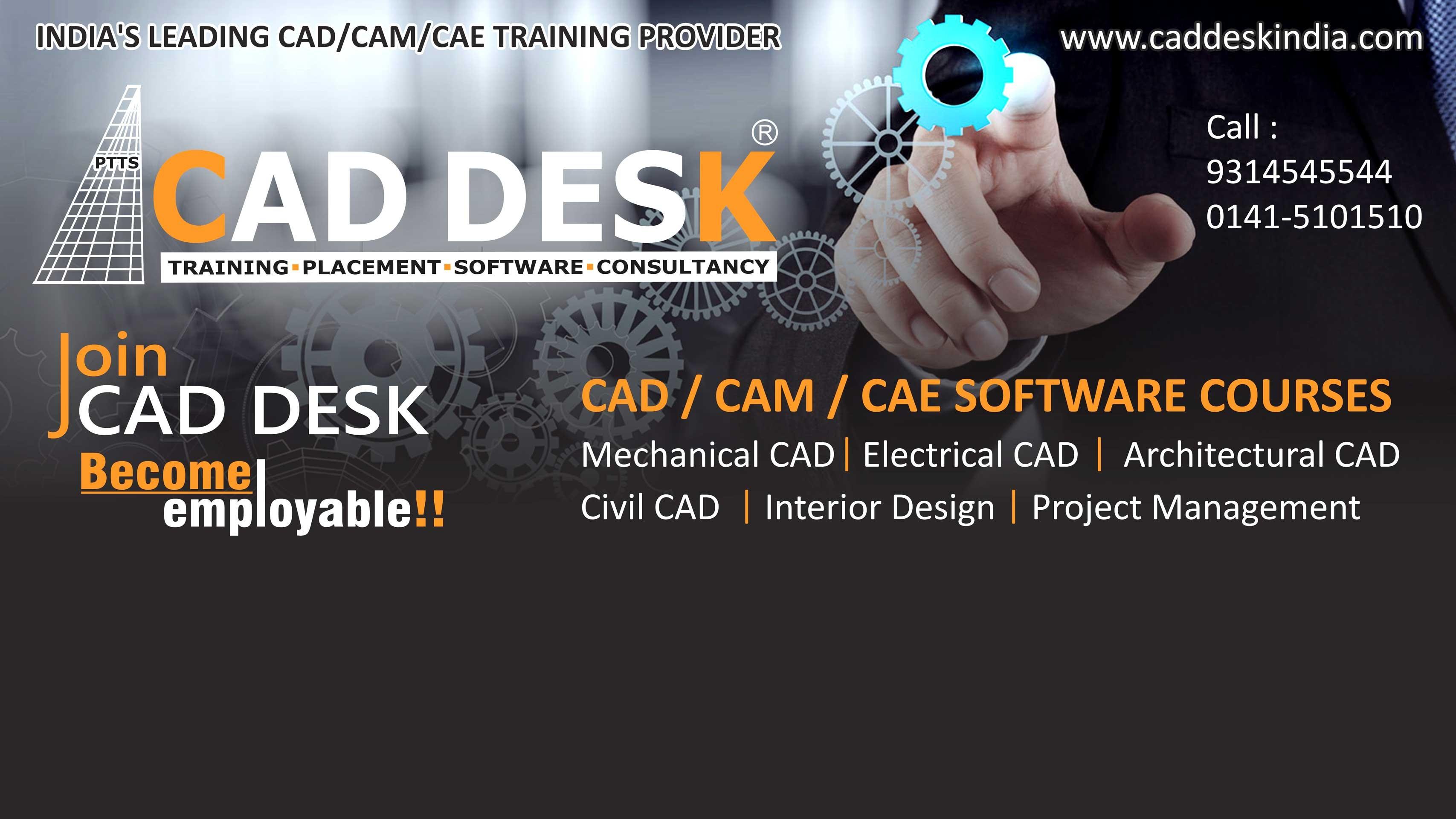 Cad desk | LinkedIn