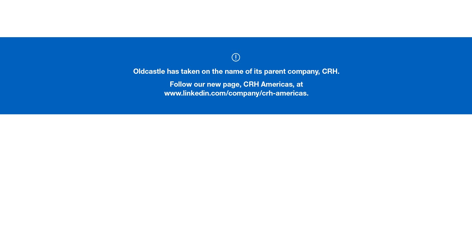Oldcastle | LinkedIn