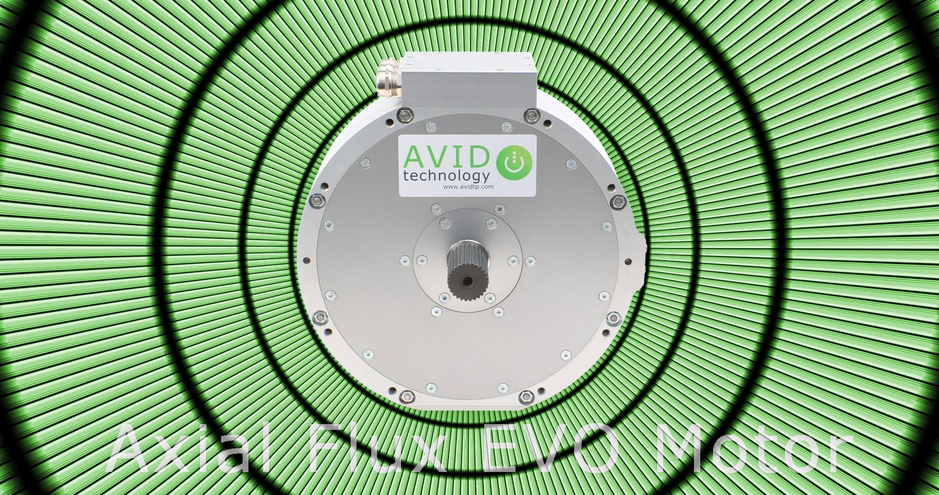 AVID Technology Axial Flux EVO Motors | LinkedIn