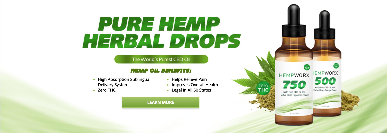 NewLife CBD featuring HempWorx CBD Oil | LinkedIn