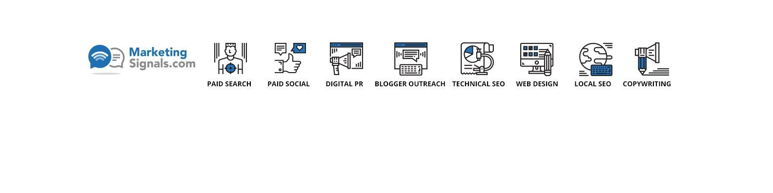 Marketing Signals - Award-Winning, Full-Service Digital
