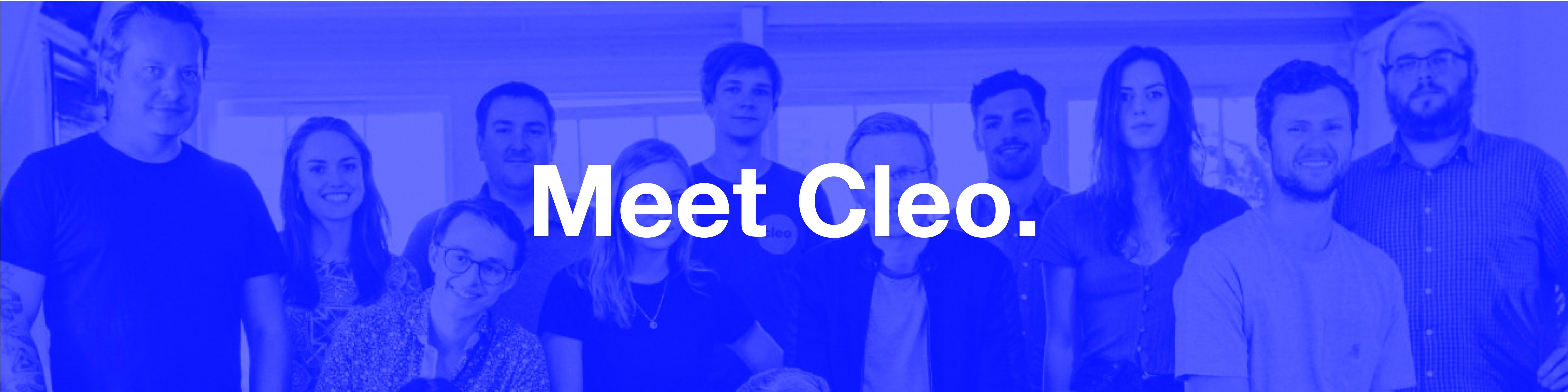Cleo AI - we're hiring   LinkedIn