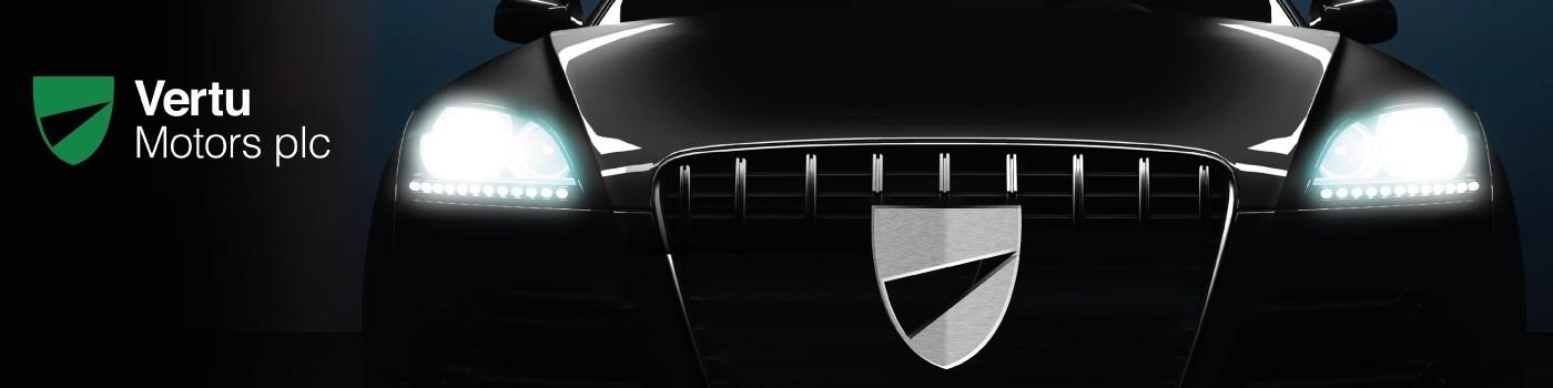 Vertu Motors plc cover image