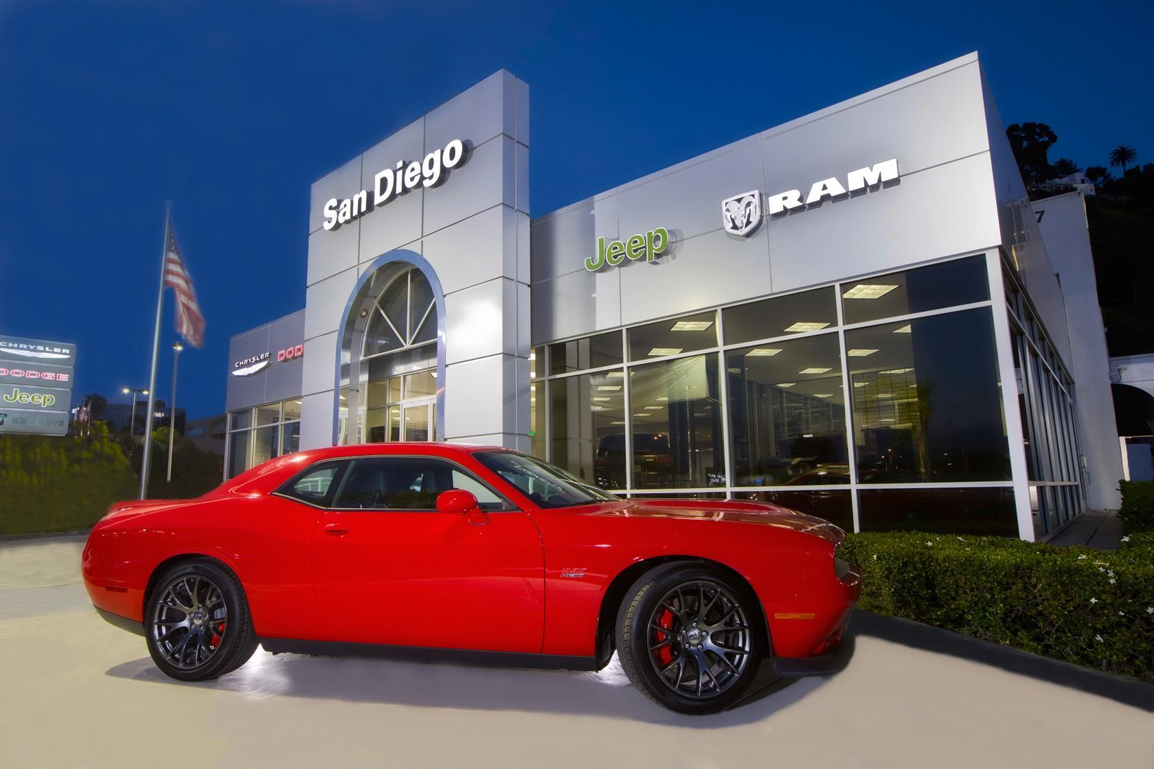 Dodge San Diego >> San Diego Chrysler Dodge Jeep Ram Linkedin
