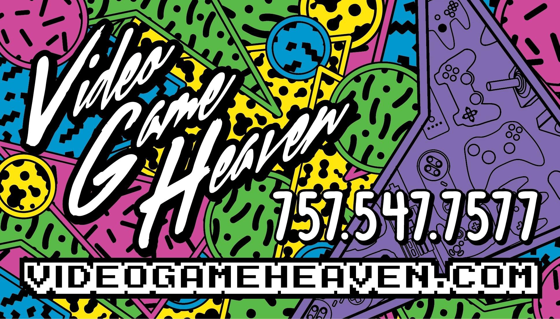 Video Game Heaven Inc | LinkedIn