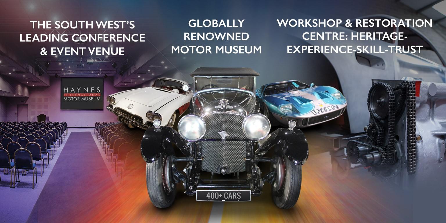 haynes motor museum events