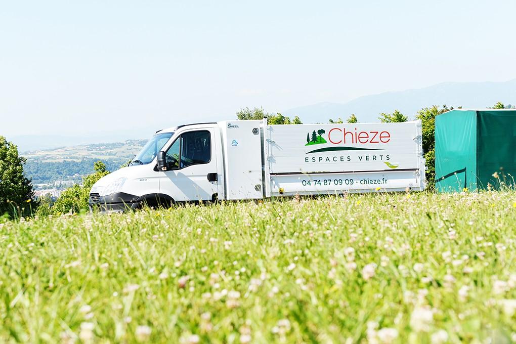 Chieze Espaces Verts Linkedin
