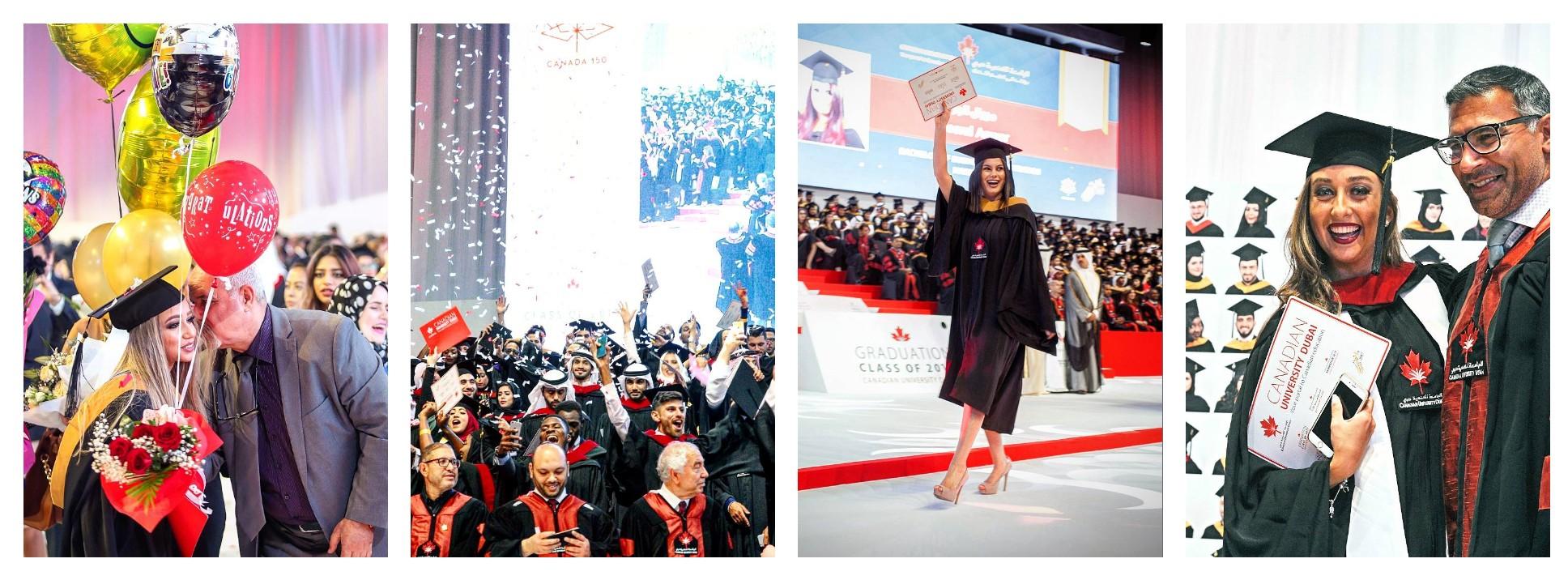 Canadian University Dubai Linkedin
