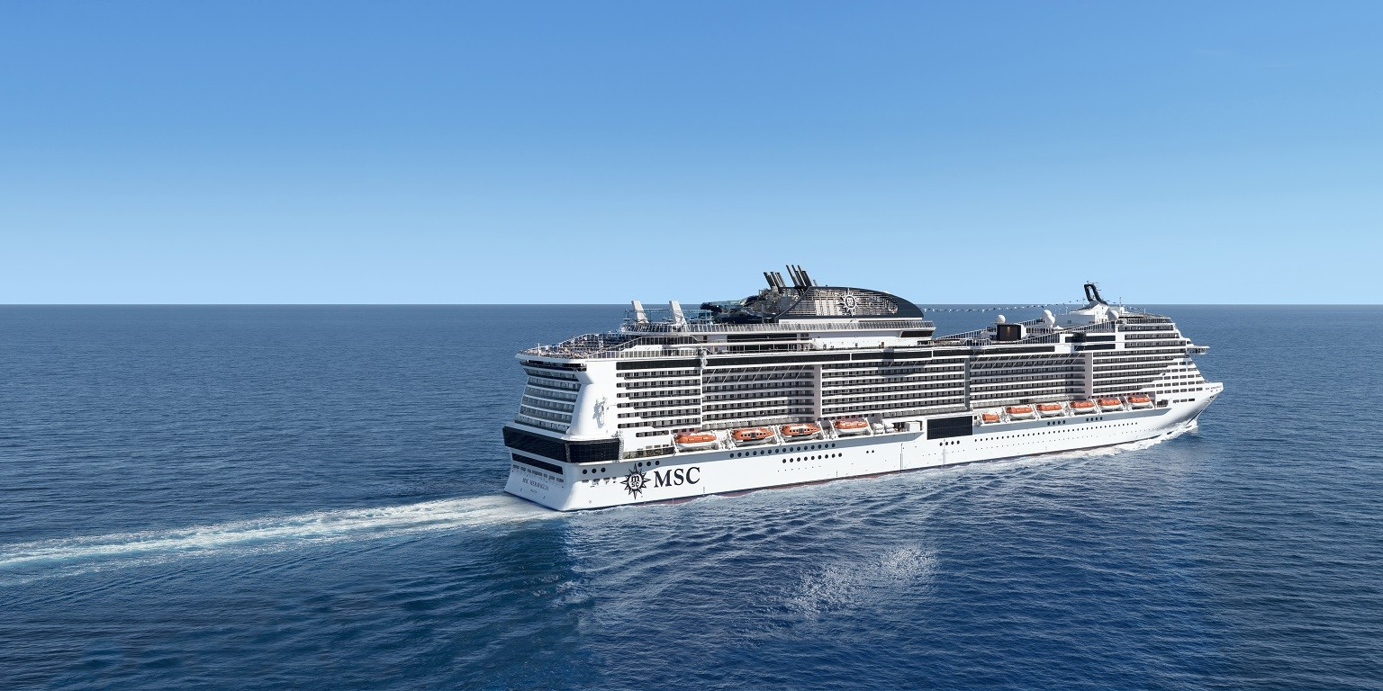 MSC Cruises Cover Image