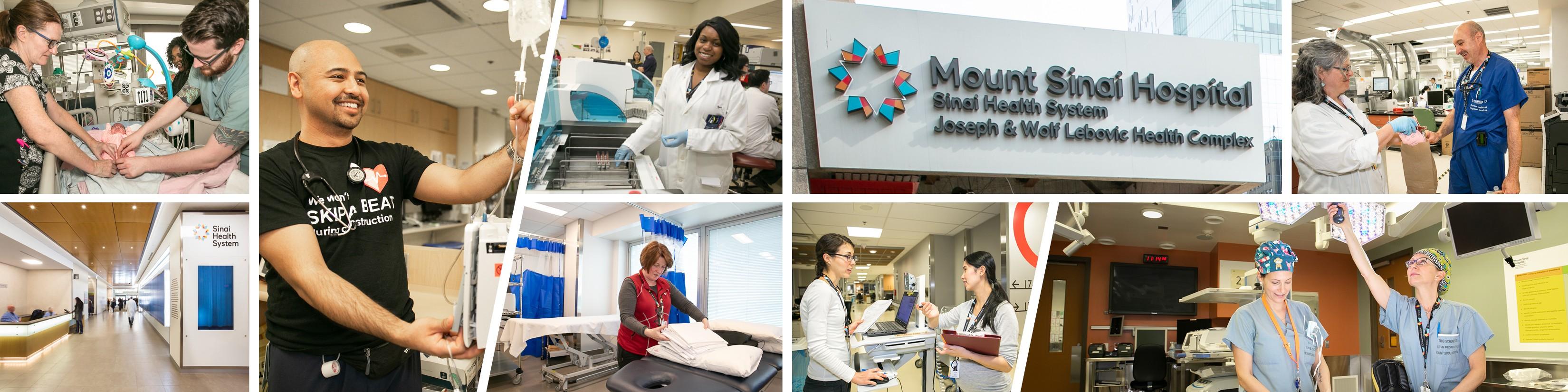 Mount Sinai Hospital (Toronto), Sinai Health System | LinkedIn