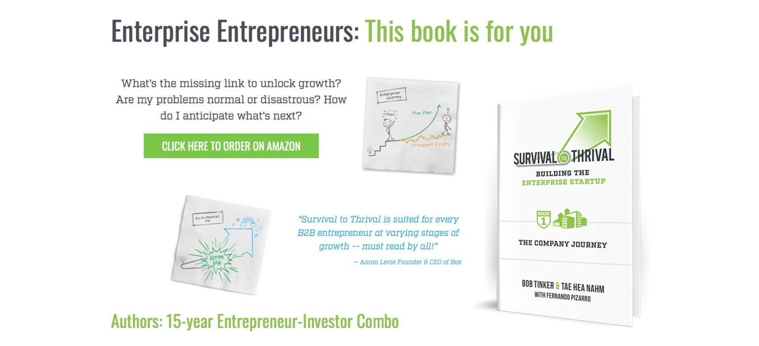 Survival to Thrival | LinkedIn