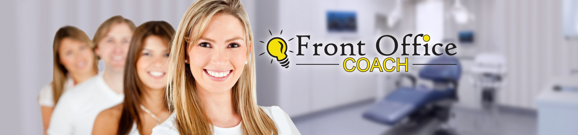 Front Office Coach - Dental Office Training and Total