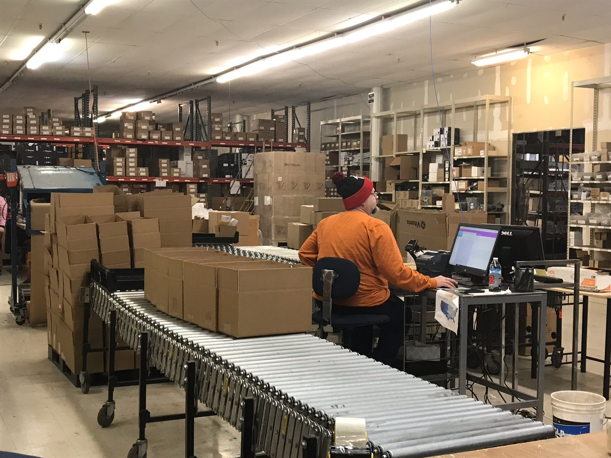 JL Hufford Warehouse Operations | LinkedIn