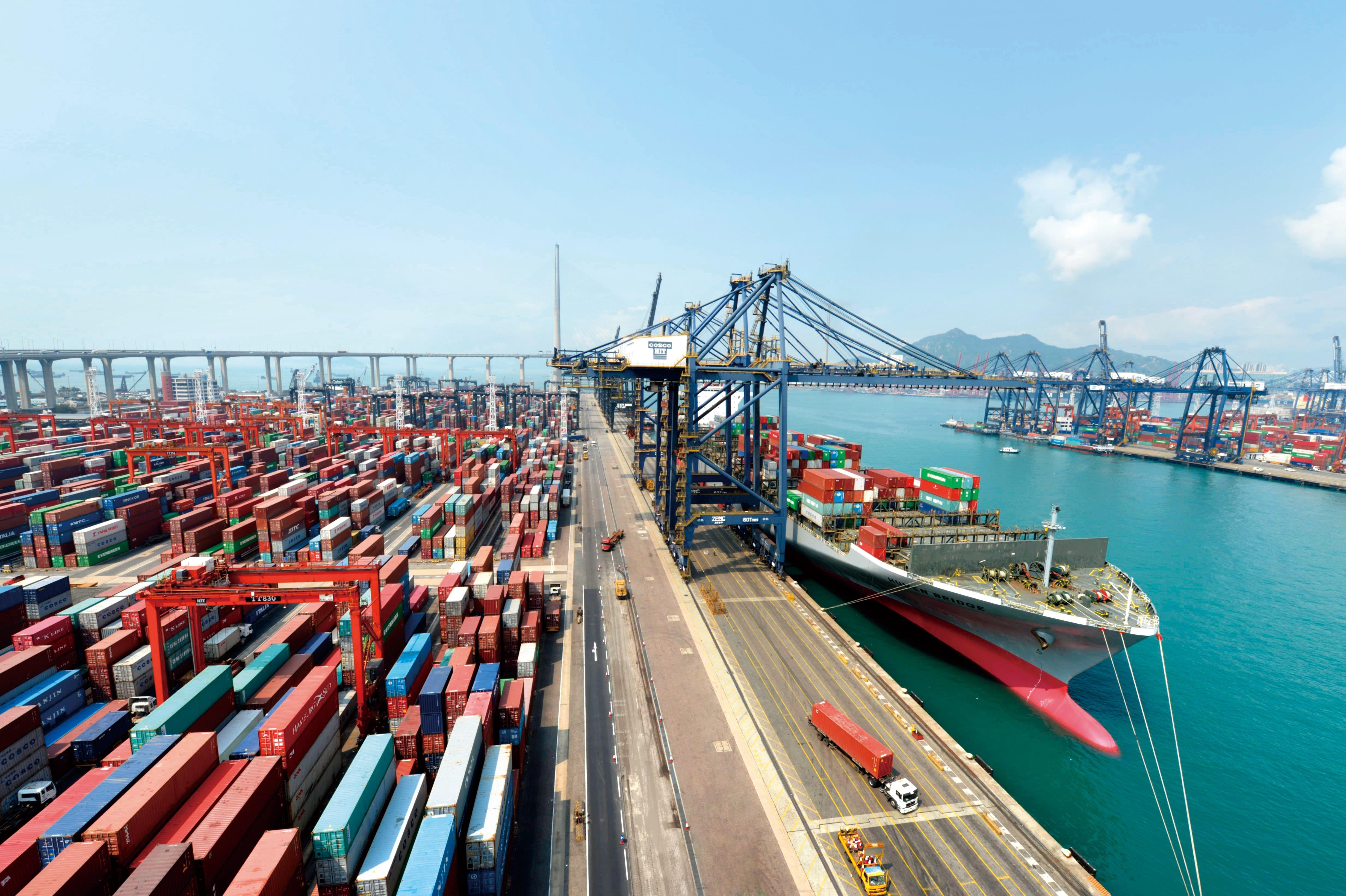 COSCO SHIPPING Ports Limited | LinkedIn