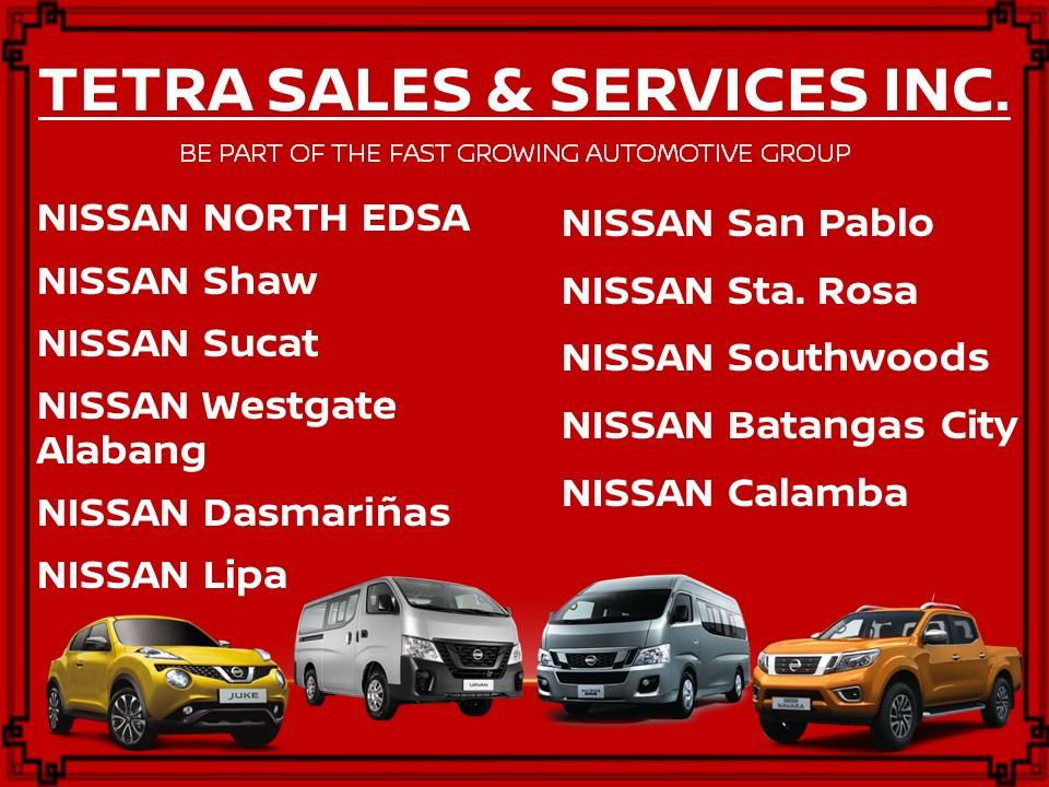 Team Nissan North >> Tetra Sales Services Inc Team Nissan Linkedin