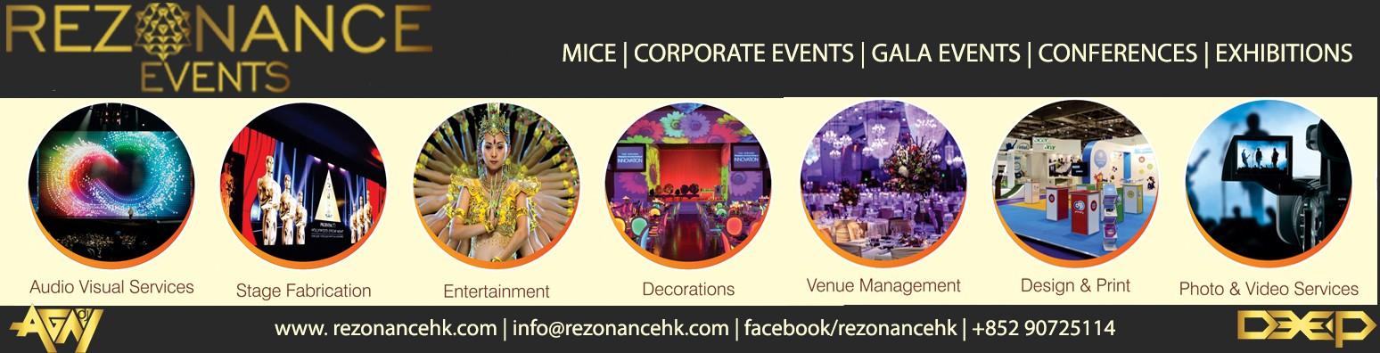 Rezonance Events Hong Kong   LinkedIn