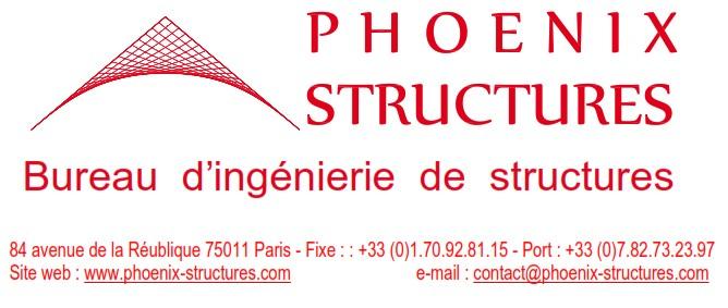 bureau d'études phoenix structures | linkedin