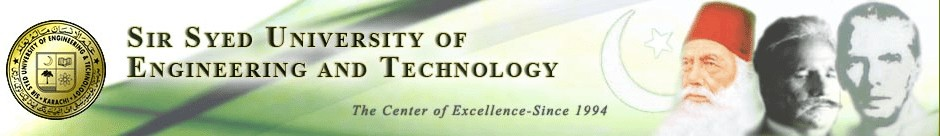 Sir Syed University of Engineering & Technology (SSUET