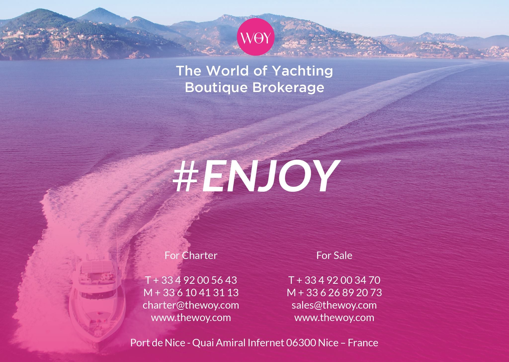 The WOY - The World of Yachting | LinkedIn
