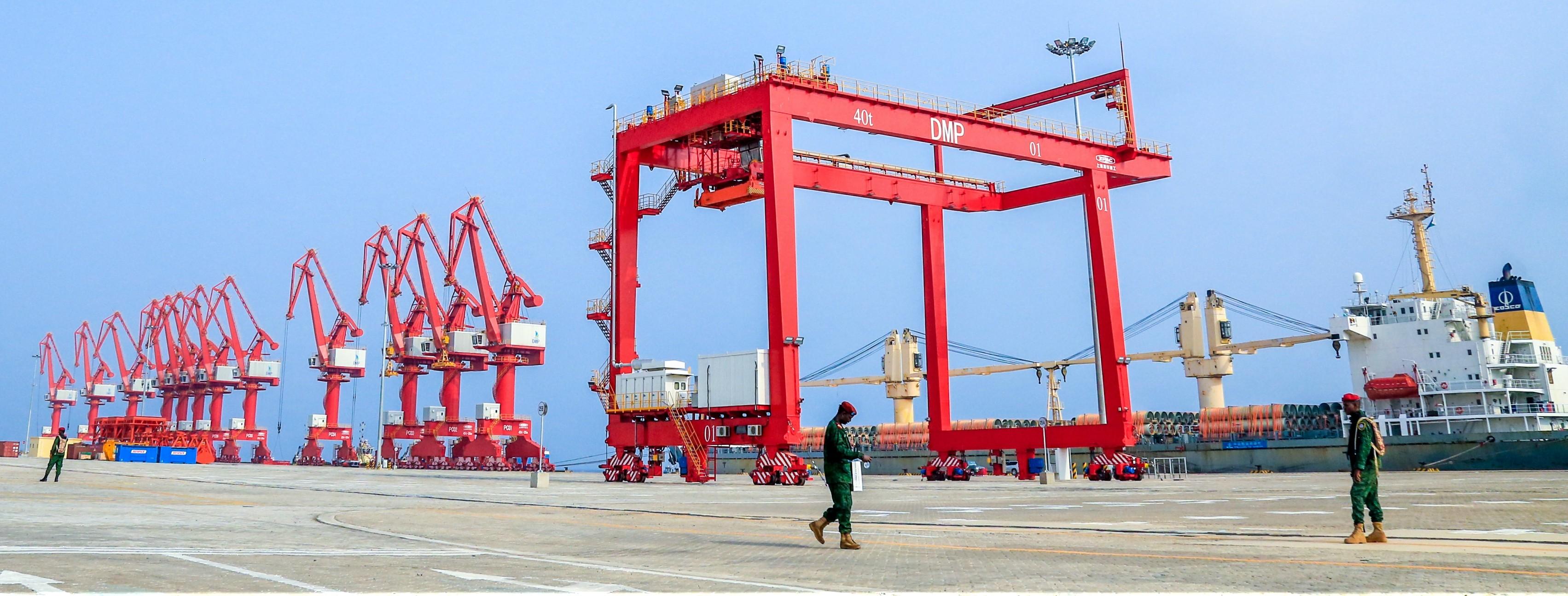 Djibouti Ports and Free Zones Authority (DPFZA) | LinkedIn