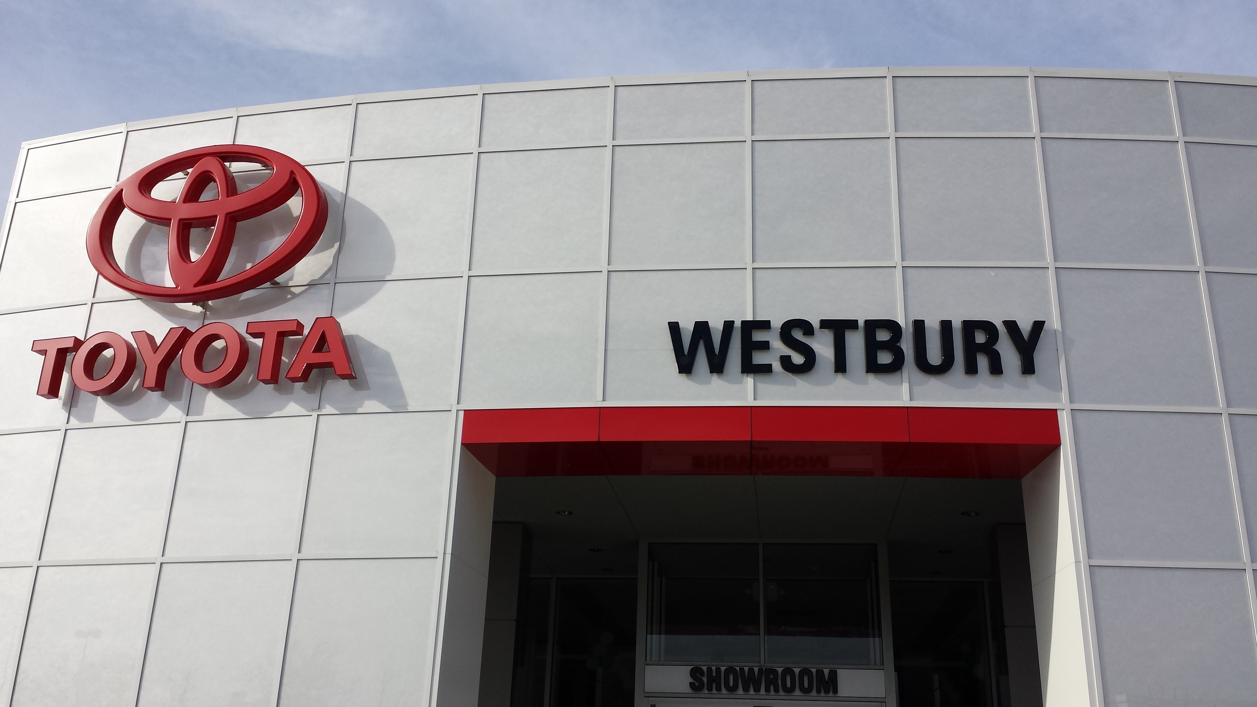 Westbury Toyota Cover Image