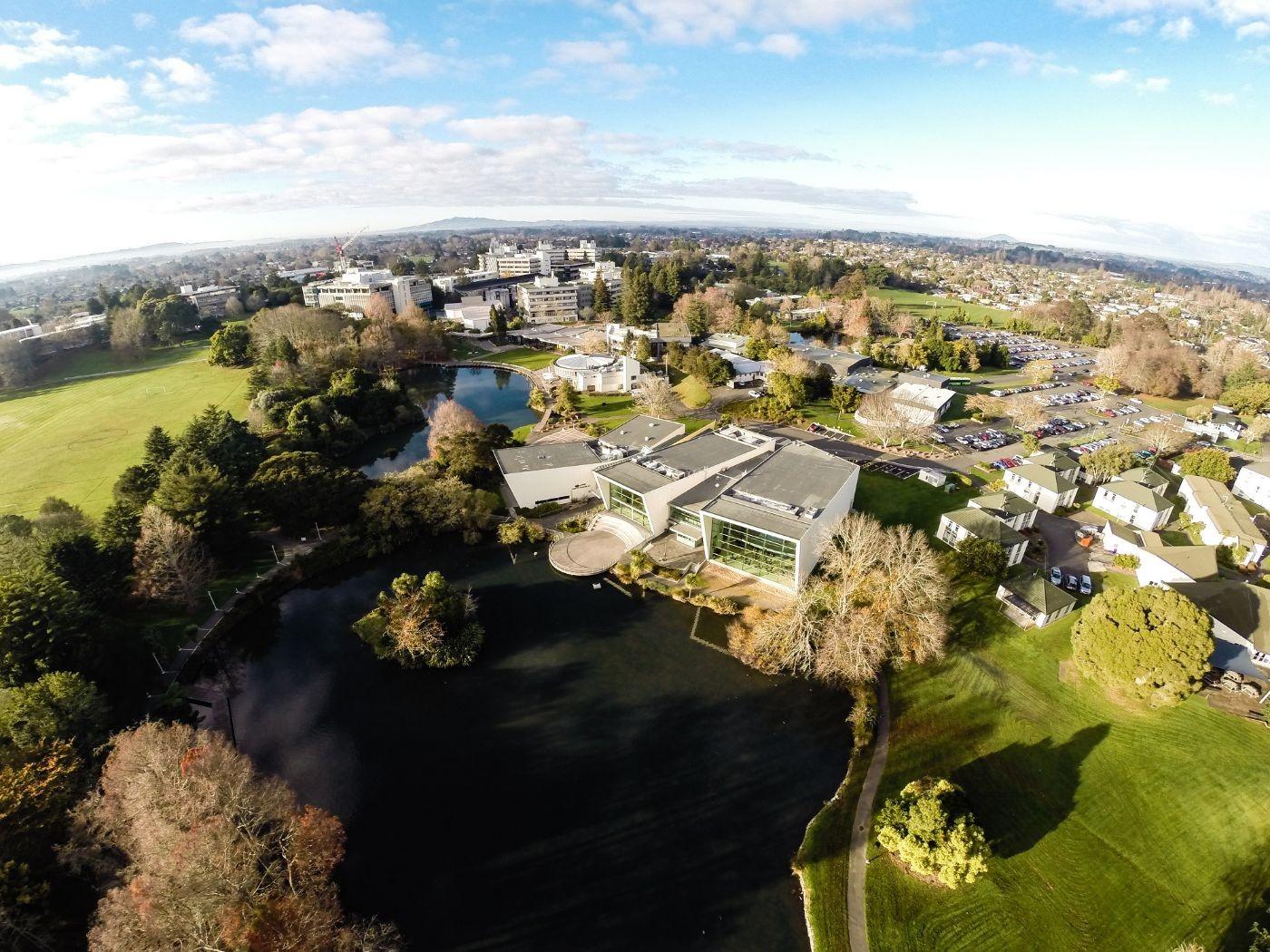 The University of Waikato   LinkedIn