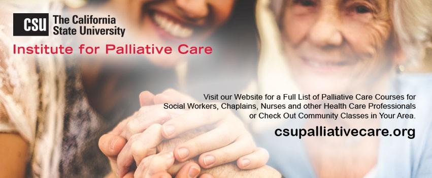 CSU Institute for Palliative Care | LinkedIn