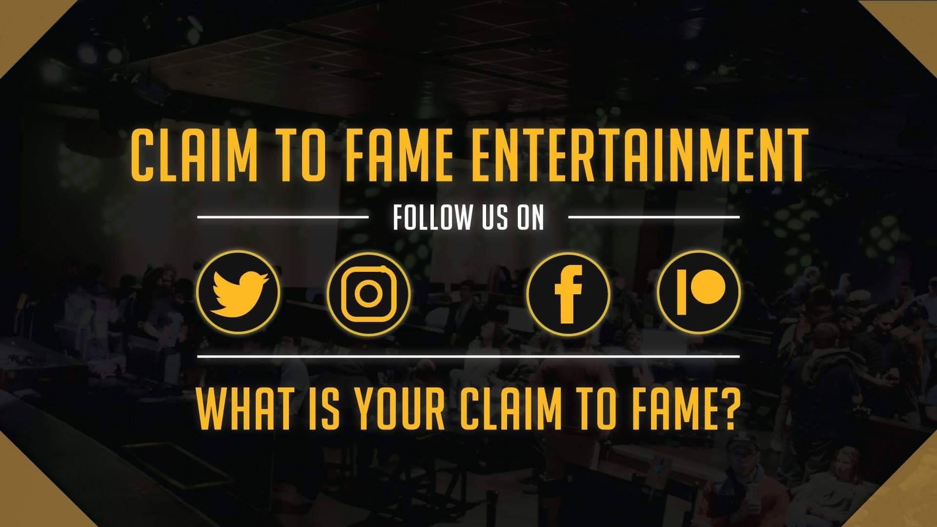 Claim to Fame Entertainment L L C | LinkedIn