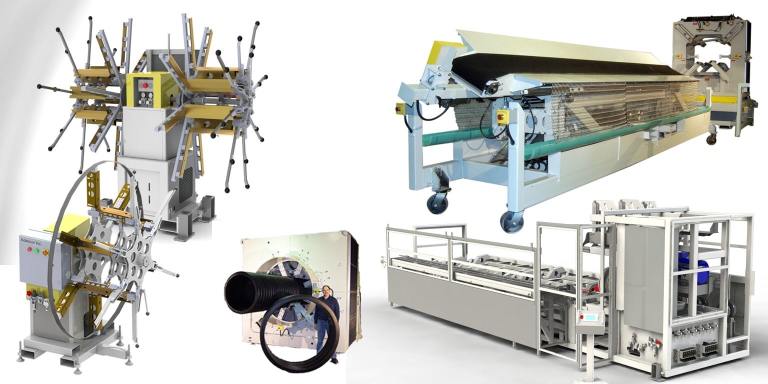 Adescor - machine builders for plastic extrusion | LinkedIn