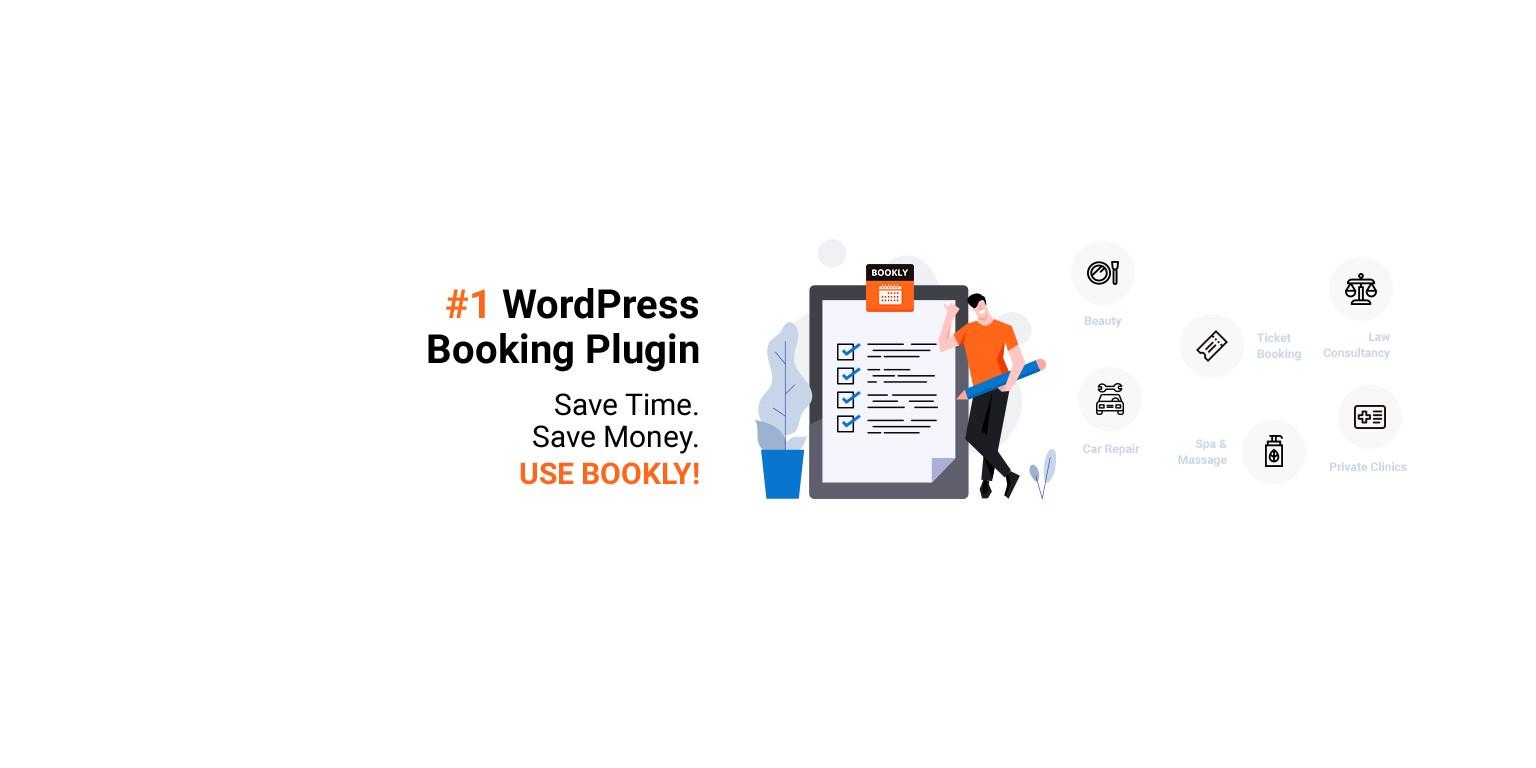 Bookly - Wordpress Booking Plugin | LinkedIn