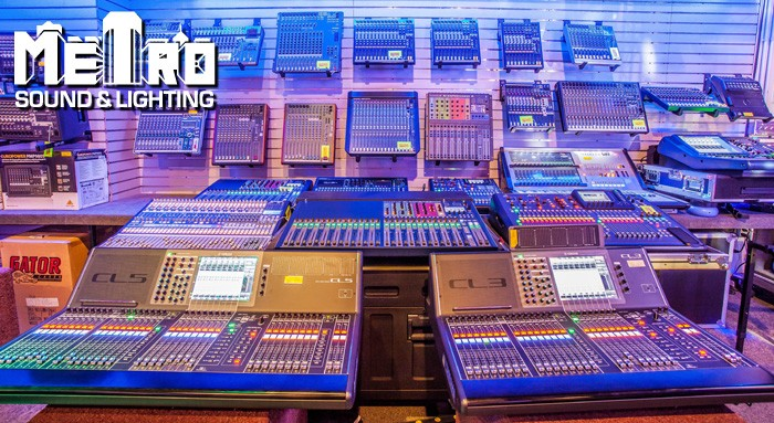Metro Sound And Lighting Linkedin