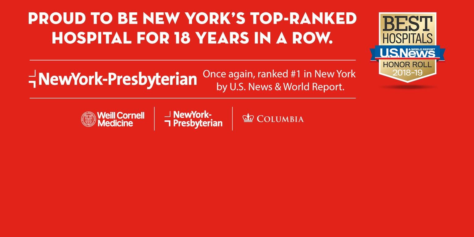 New York-Presbyterian Hospital | LinkedIn