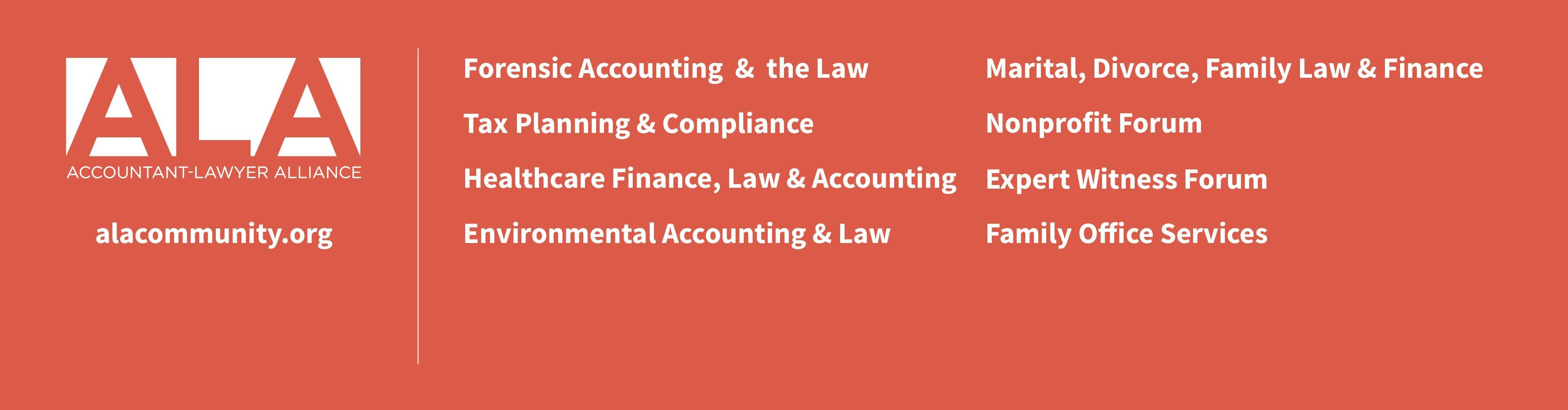 Accountant-Lawyer Alliance Community (ALA)   LinkedIn