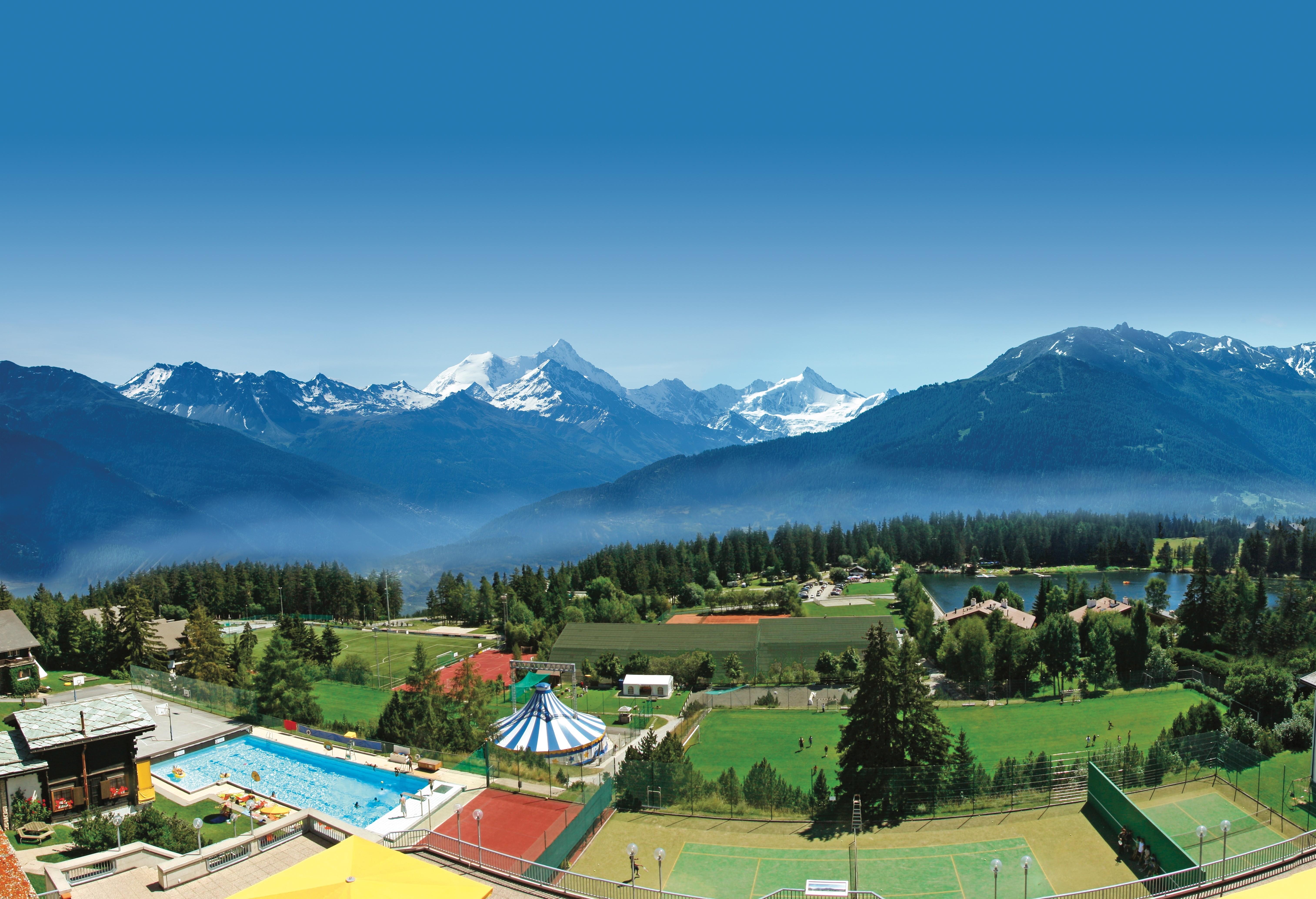 International Summer Camp Montana, Switzerland | LinkedIn