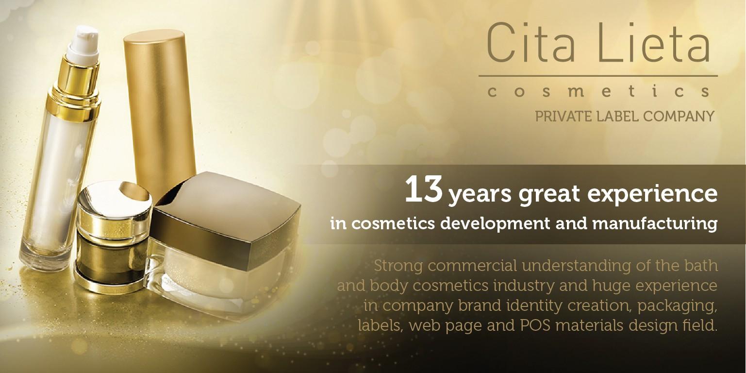 Cita Lieta cosmetics