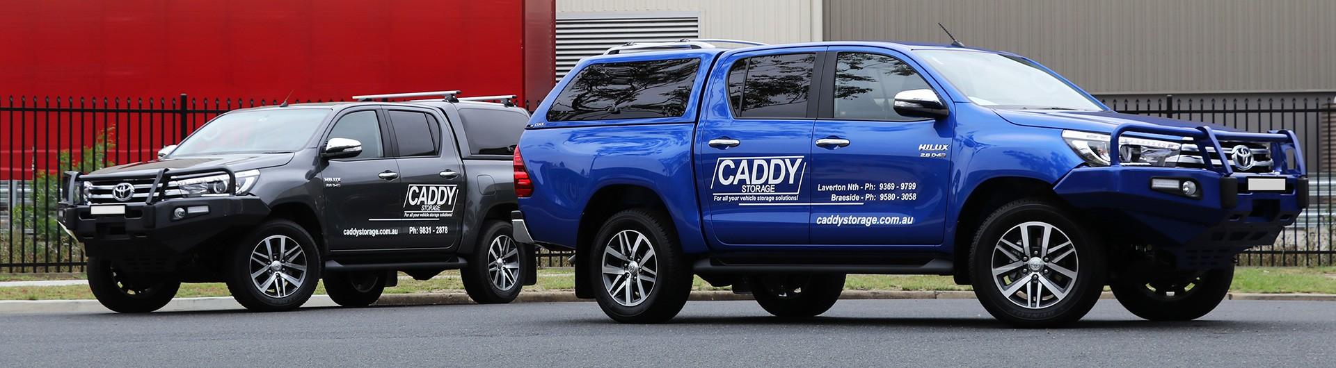 Caddy Storage | LinkedIn
