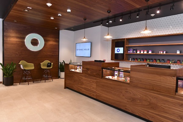 BEYOND / HELLO, A Cannabis Dispensary | LinkedIn