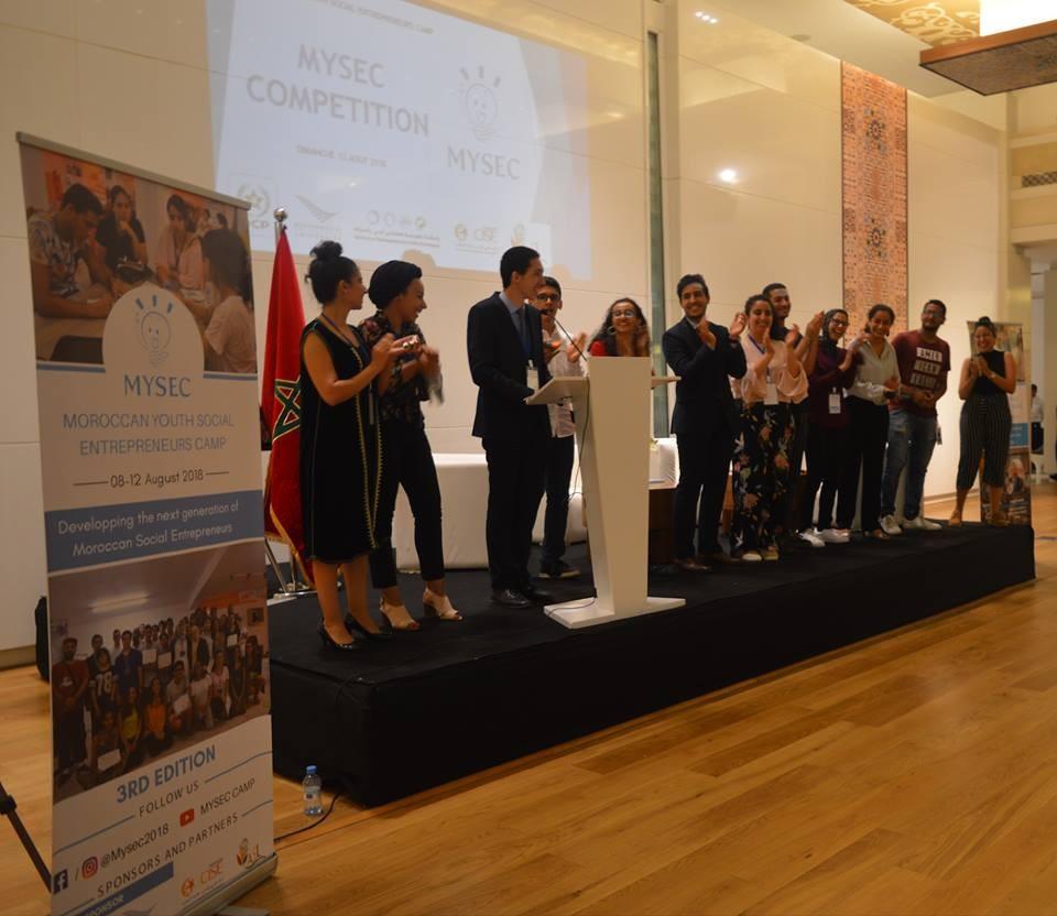 Moroccan Youth Social Entrepreneurs Camp | LinkedIn