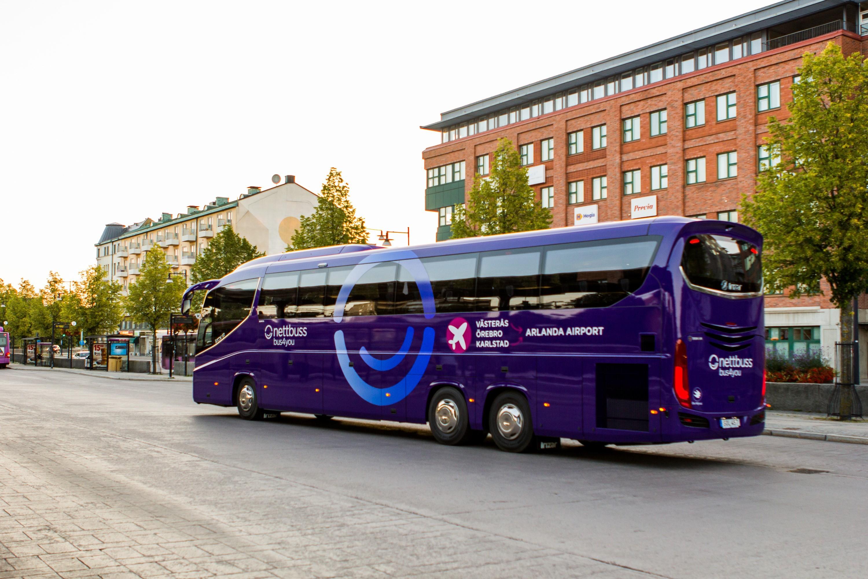 buss linköping västerås