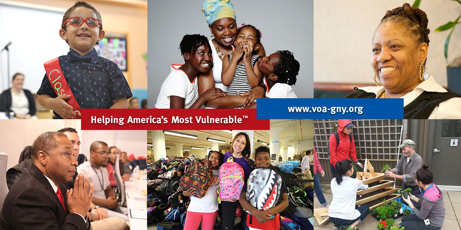 Volunteers of America-Greater New York | LinkedIn