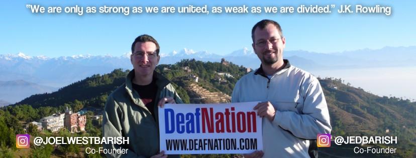 DeafNation, Inc    LinkedIn
