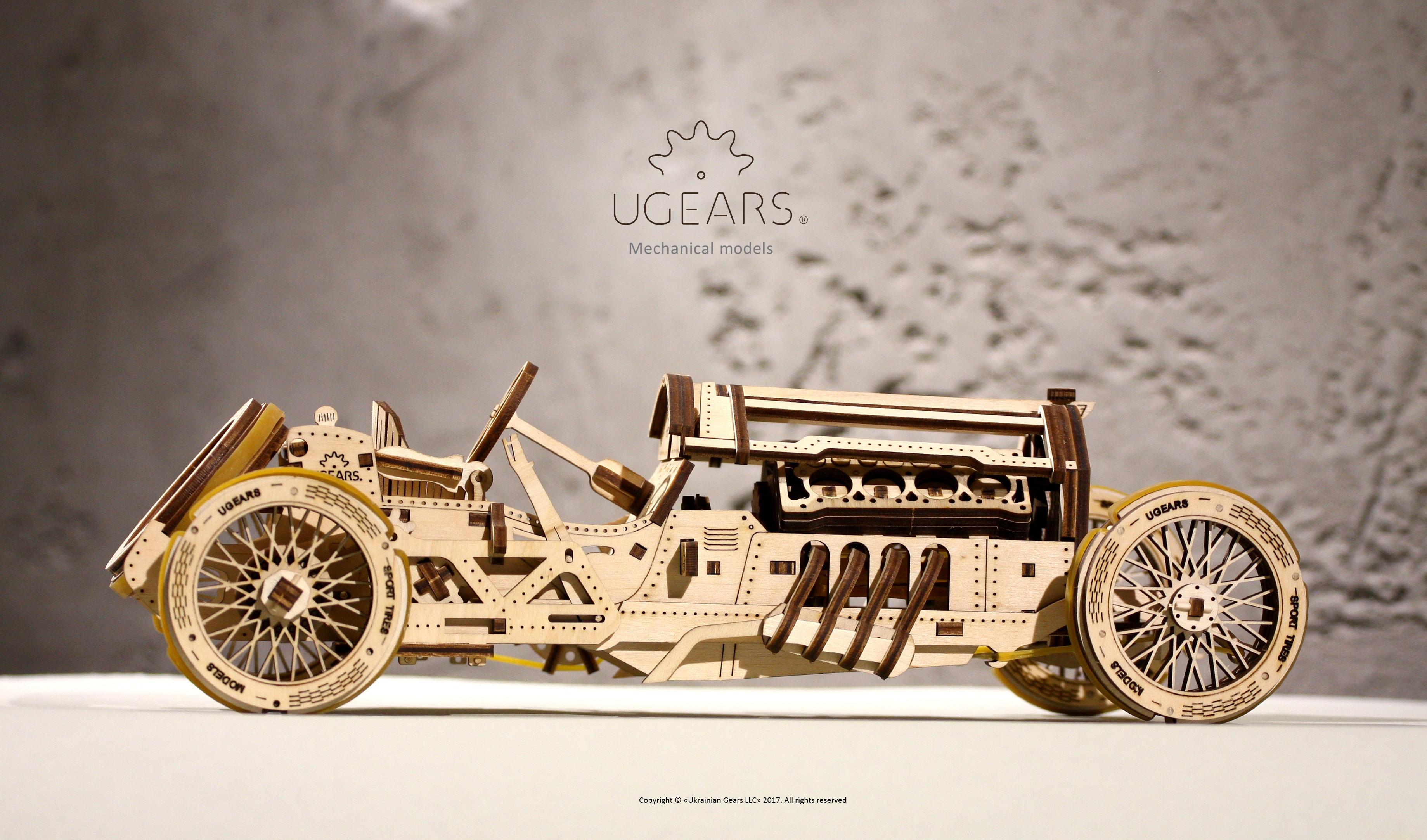Ugears-Models France | LinkedIn