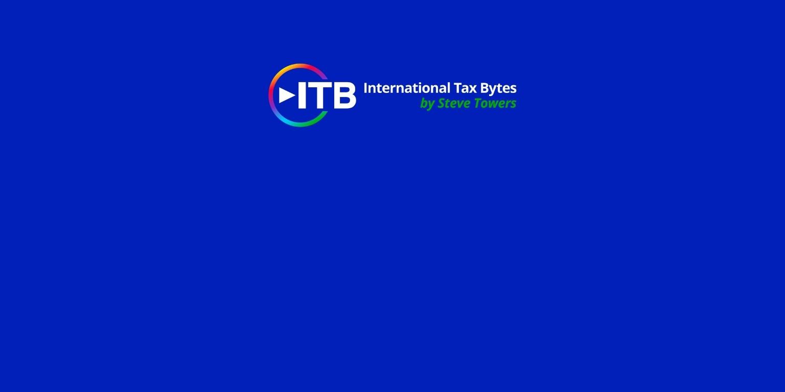 International Tax Bytes | LinkedIn