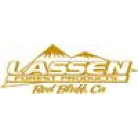 Image result for lassen forest products logo