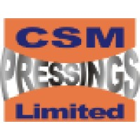 CSM Pressings Ltd | About
