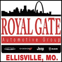 Royal Gate Dodge >> Royal Gate Dodge Chrysler Jeep Ram Of Ellisville Linkedin