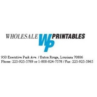 Wholesale Printables Linkedin
