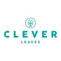 Image result for clever leaves colombia logo