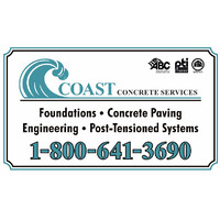 Coast Concrete Services | LinkedIn